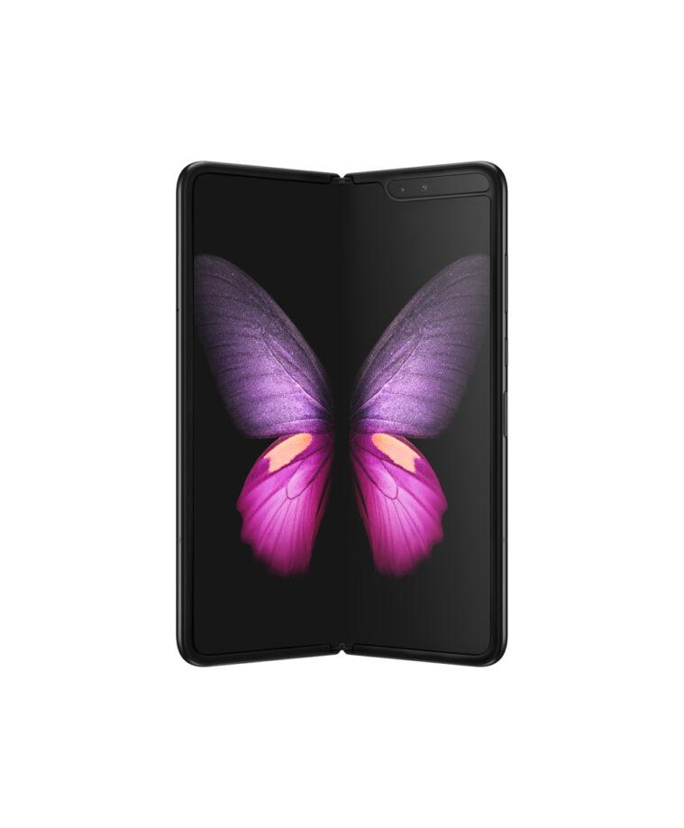 Samsung Galaxy Fold 12/512GB 5G Negro