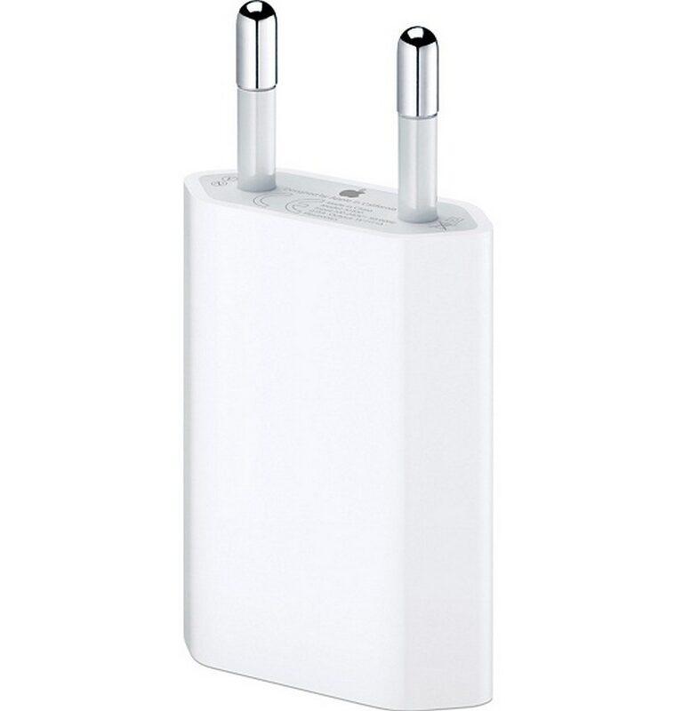 Apple Adaptador Corriente USB 5 W