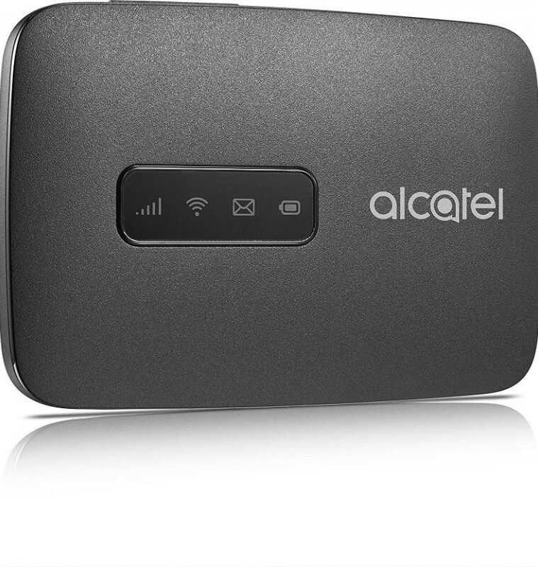 Alcatel MW40V Router Modem 4G Wifi Negro