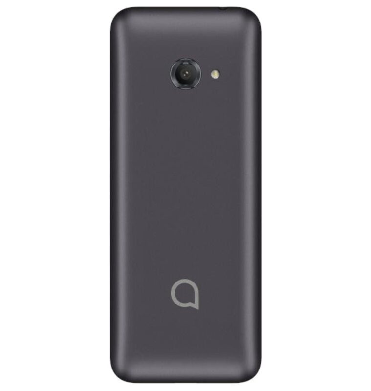 Alcatel 3088X 512MB/4GB Gris