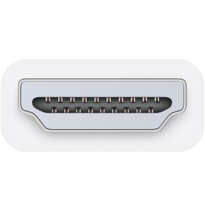 Apple Adaptador de HDMI a DVI