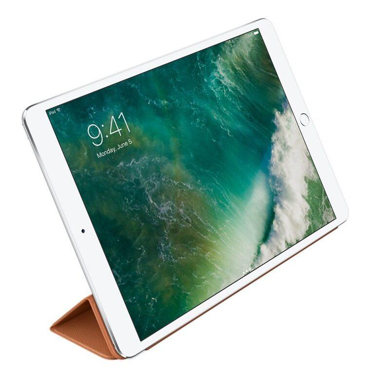 Funda Leather Smart Cover para el iPad (7.ª generación) y el iPad Air (3.ª generación) - Marrón caramelo