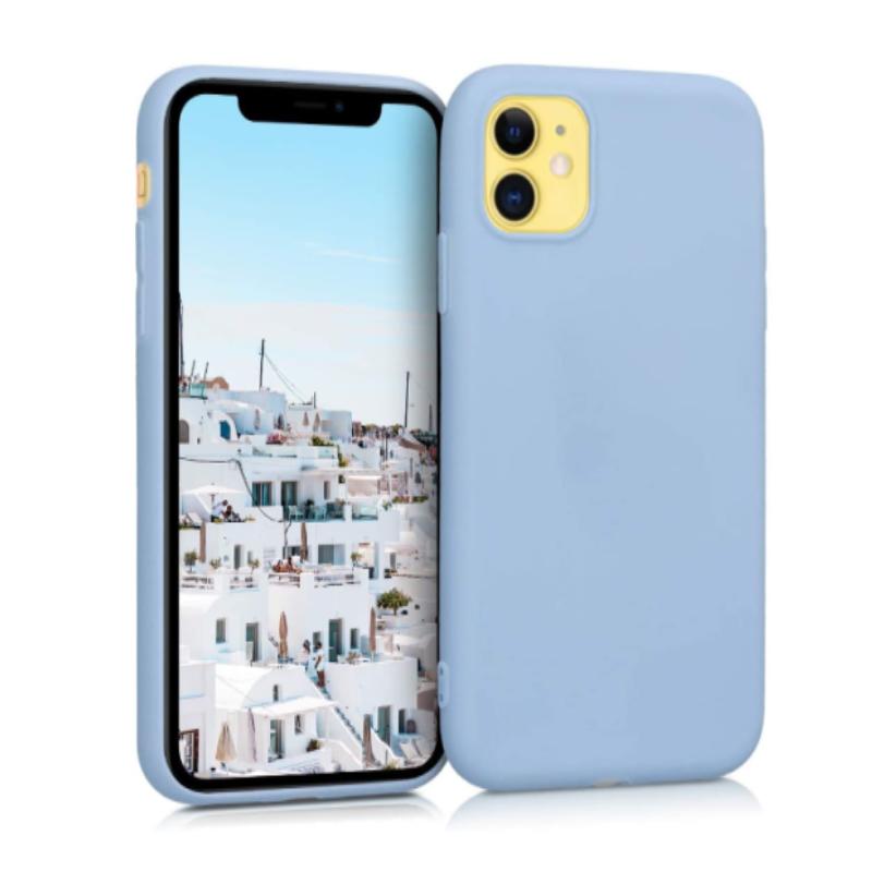 Funda iPhone 11 Pro Max Azul Mar
