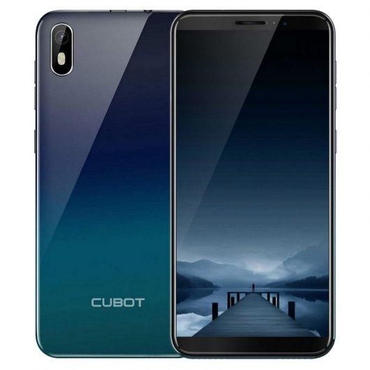 Cubot J5 16GB Dual-SIM azul
