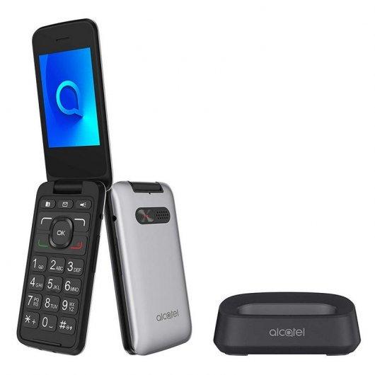 Alcatel 3026X Plata