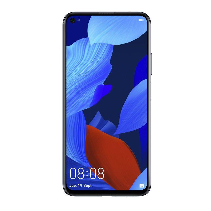 Huawei Nova 5T 6/128GB Negro ABIERTO POR EXHIBICIÓN