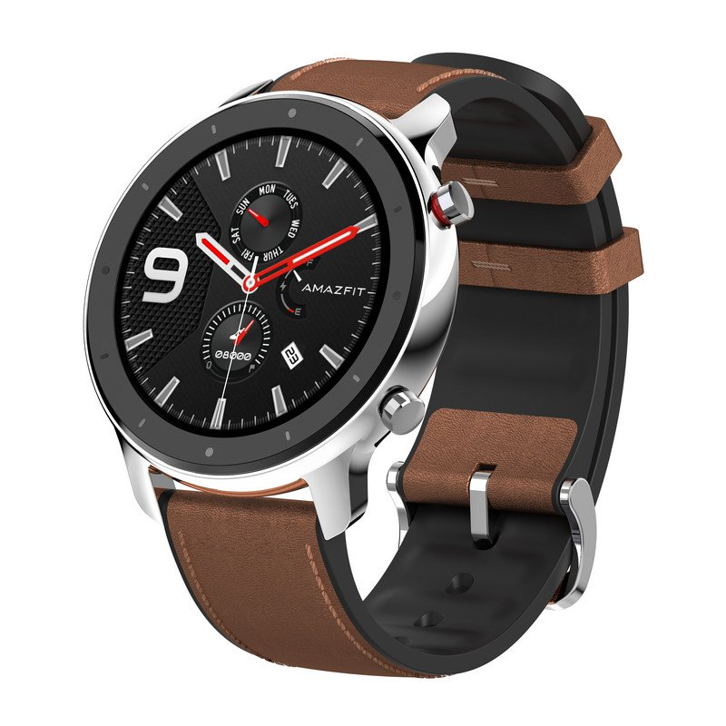 Amazfit GTR 47mm Acero Inoxidable