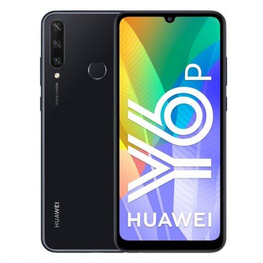 Huawei Y6p 3/64GB Negro