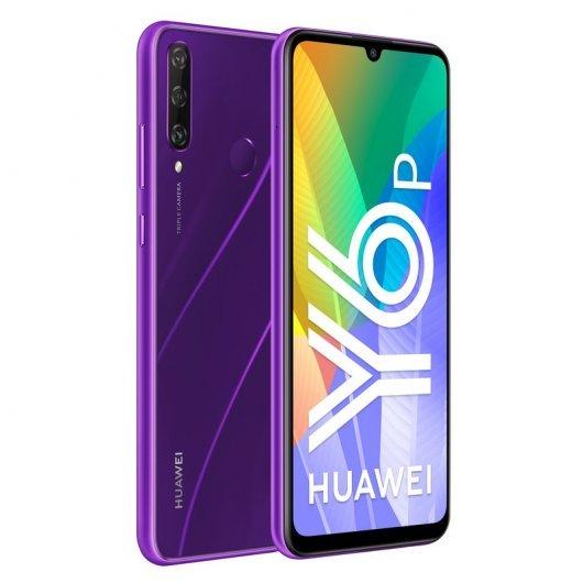 Huawei Y6p 3/64GB Lila