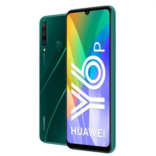 Huawei Y6p 3/64GB Verde