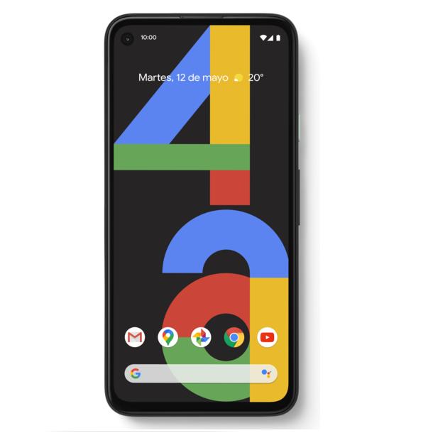 Google Pixel 4a 6/128GB Negro