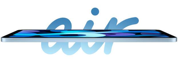 Apple iPad Air 2020 Wifi 64Gb Azul Cielo