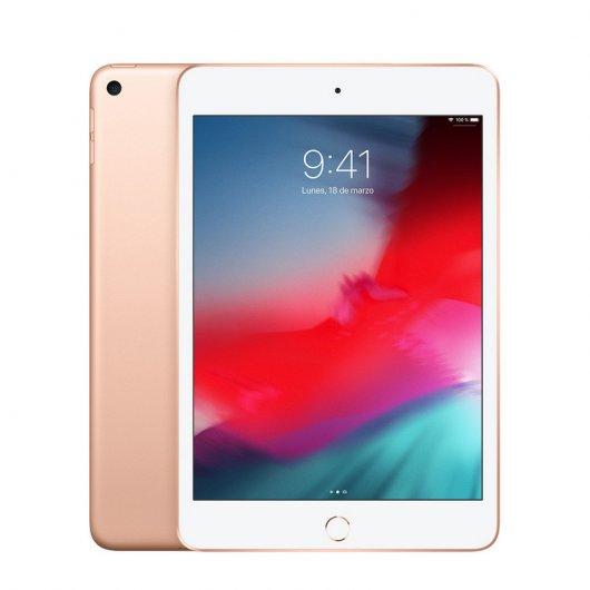 Apple iPad Mini 7.9″ 256GB Wifi + Cellular Oro