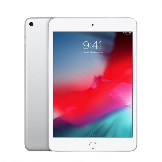 Apple iPad Mini 7.9″ 256GB Wifi + Cellular Plata