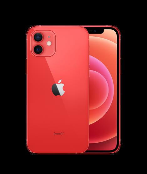 Apple iPhone 12 64GB Rojo