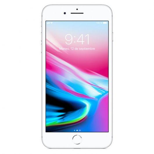 Apple iPhone 8 Plus 128GB Plata