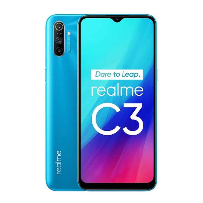 Realme C3 2/32GB Azul