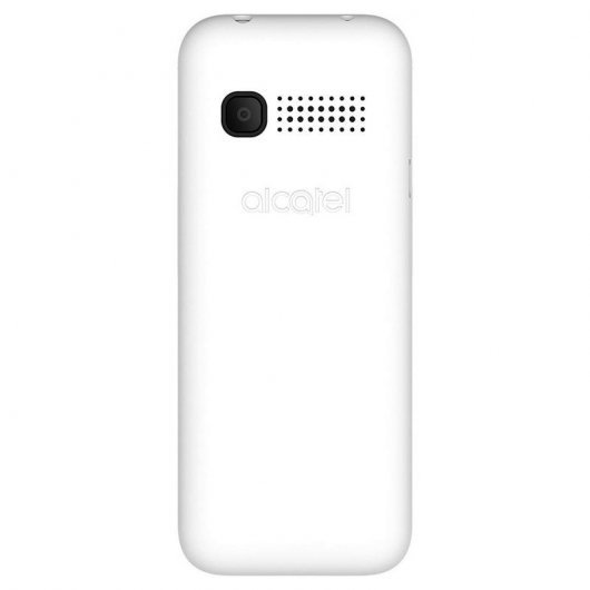 Alcatel 1066D DUAL Blanco