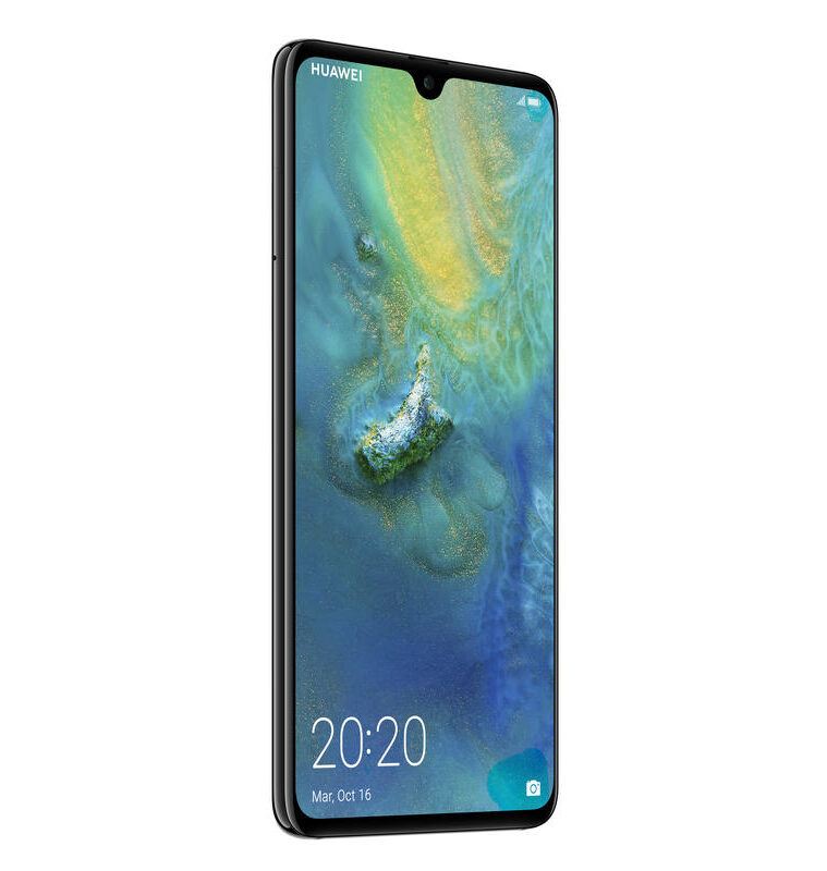 Huawei Mate 20 4/128GB Negro