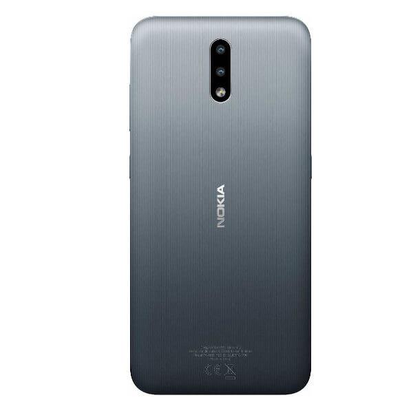 Nokia 2.4 2/32GB Gris Charcoal