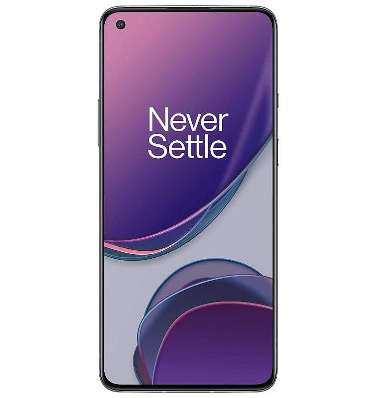 OnePlus 8T 5G 8/128GB Plata