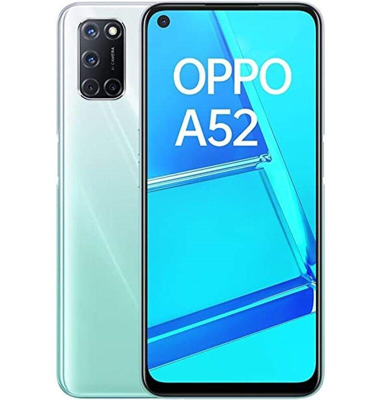 Oppo A52 4/64GB Blanco