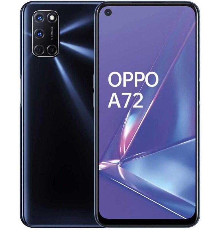 Oppo A72 4/128Gb Negro