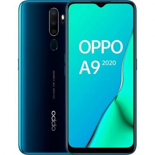 Oppo A9 2020 4/128GB Verde Marino