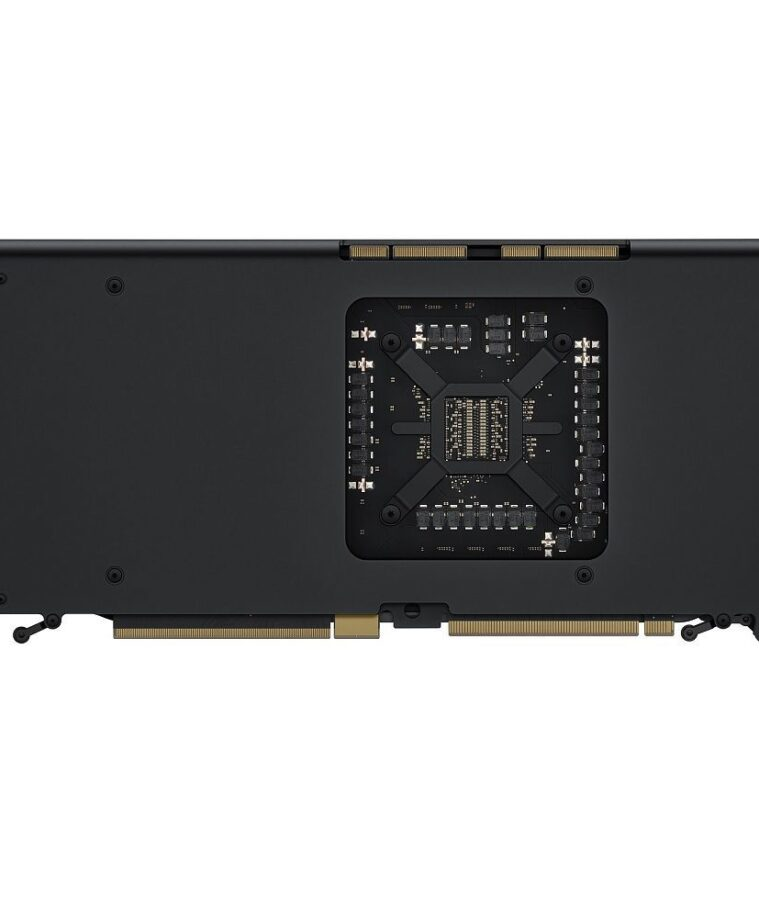 Radeon Pro Vega II para el MPX Module
