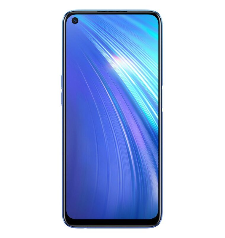 Realme 6 4/128GB Azul