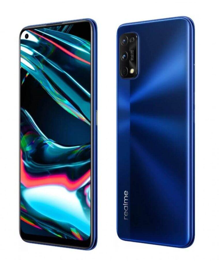 Realme 7 Pro 8/128GB Azul