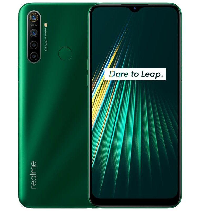 Realme 5i 4/64GB Verde