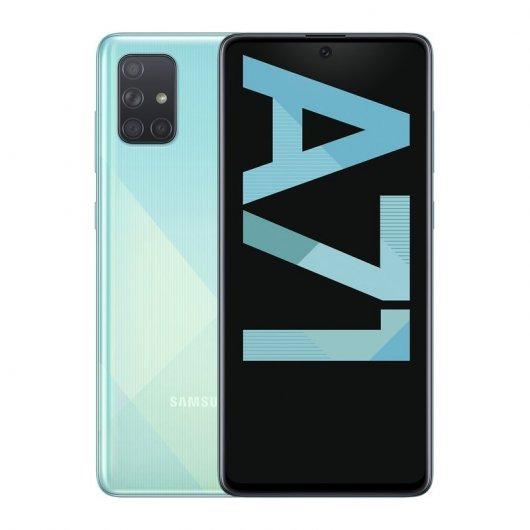 Samsung Galaxy A71 Azul REACONDICIONADO
