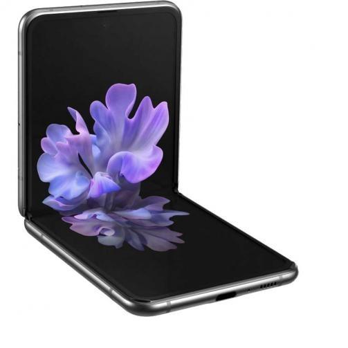 Samsung Galaxy Z Flip 5G 8/256GB Gris