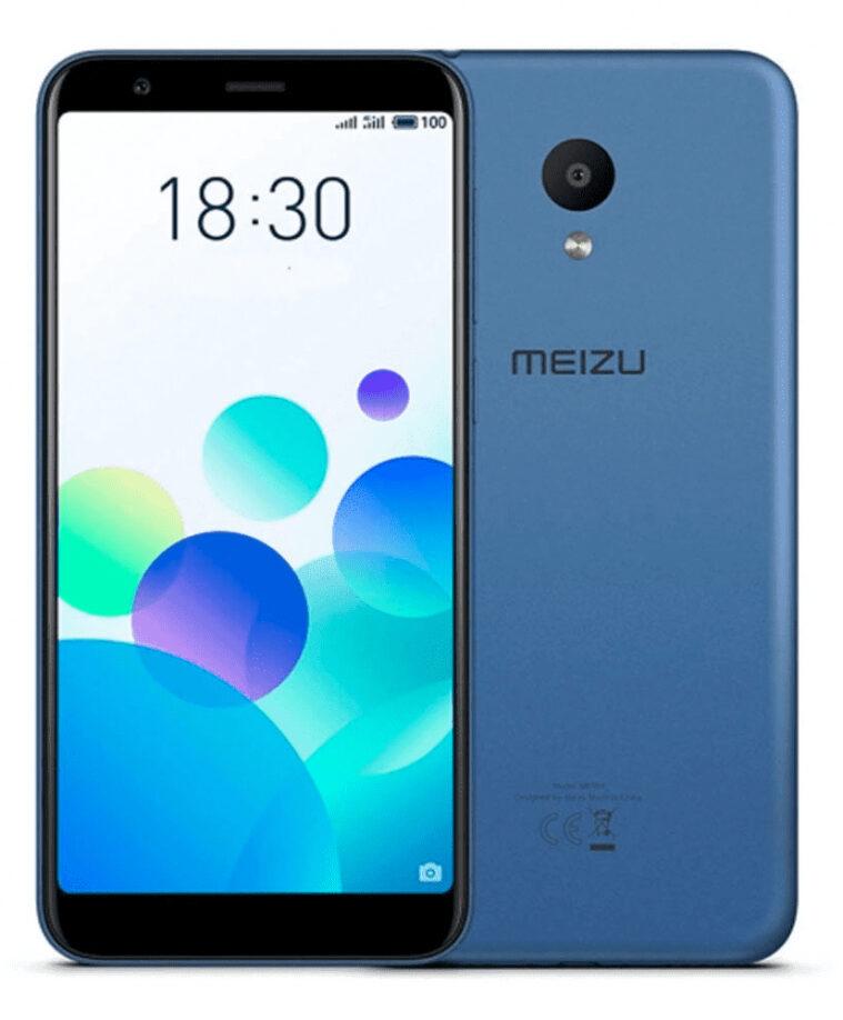 Meizu M8C 2/16GB Azul