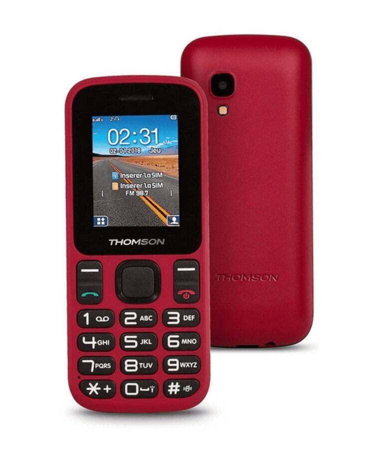 Thomson Tlink T12 Rojo