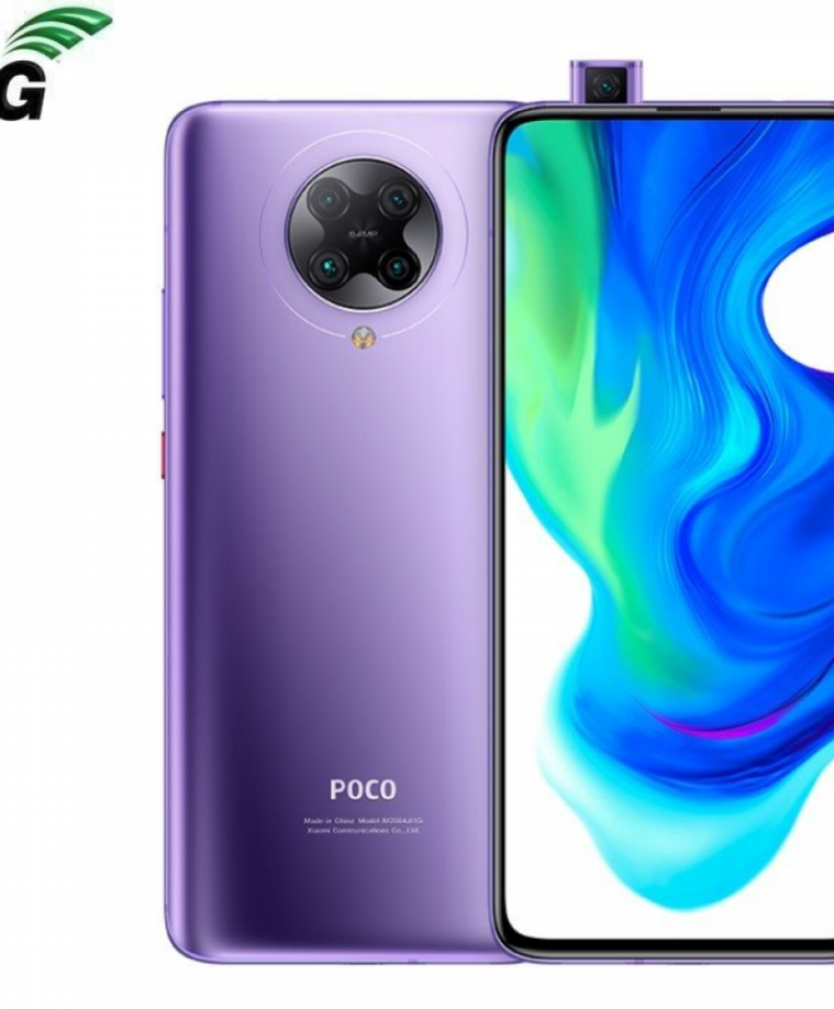 Xiaomi Pocophone F2 Pro 5G 6/128GB Morado electrico