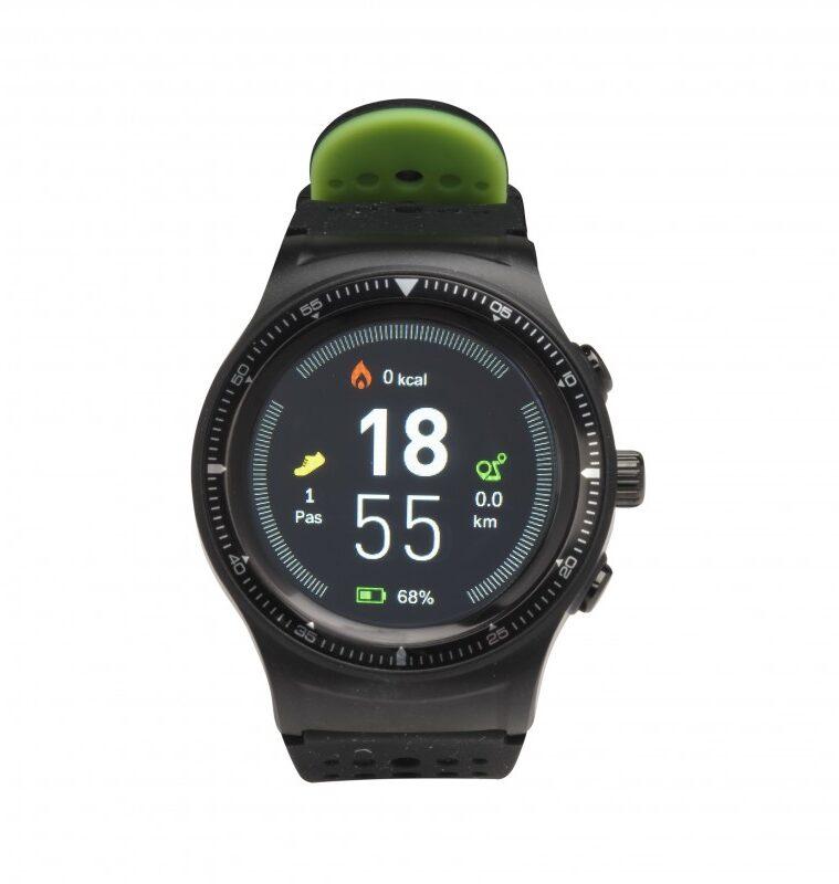 Denver SW-500 HRM GPS Negro