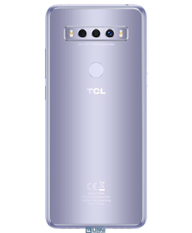 TCL 10 SE 4/128GB Plata