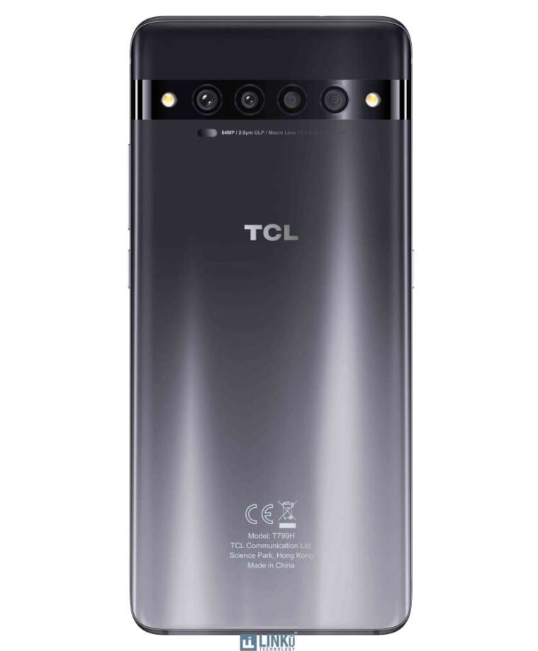 TCL 10 Pro 6/128GB Gris