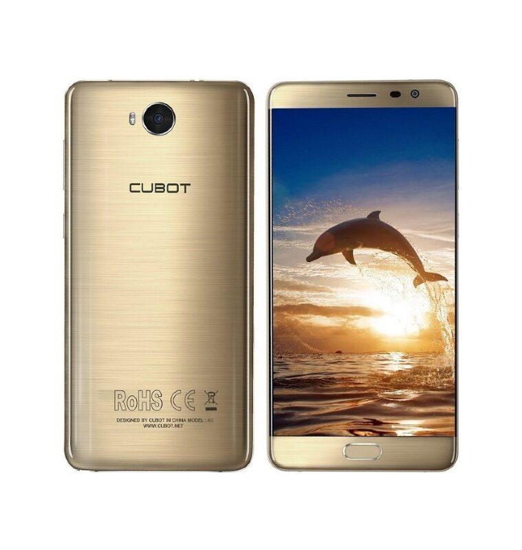 Cubot A5 3/32GB Oro