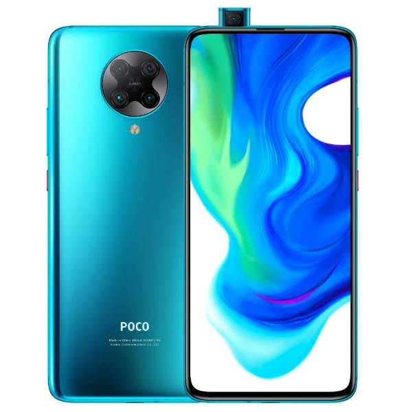 Xiaomi Pocophone F2 Pro 5G 6/128GB Azul neón