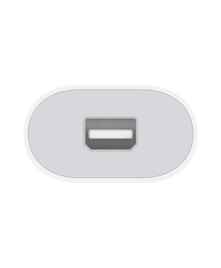 Apple Adaptador Thunderbolt 3/USB-C a Thunderbolt 2 Blanco
