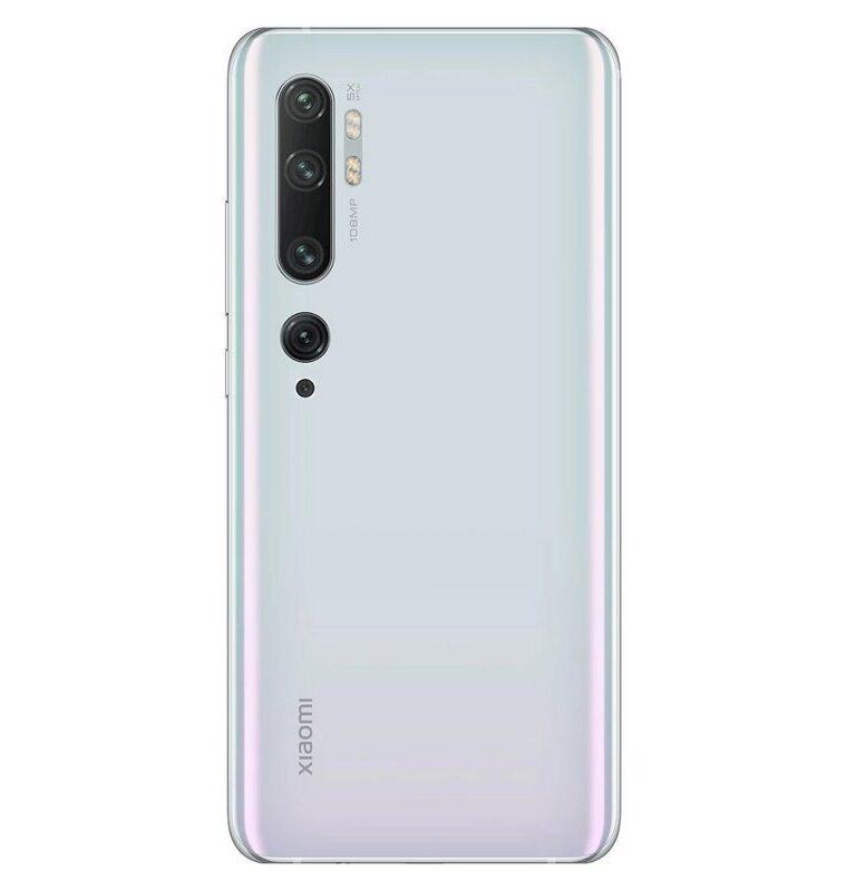 Xiaomi Mi Note 10 6/128GB Blanco