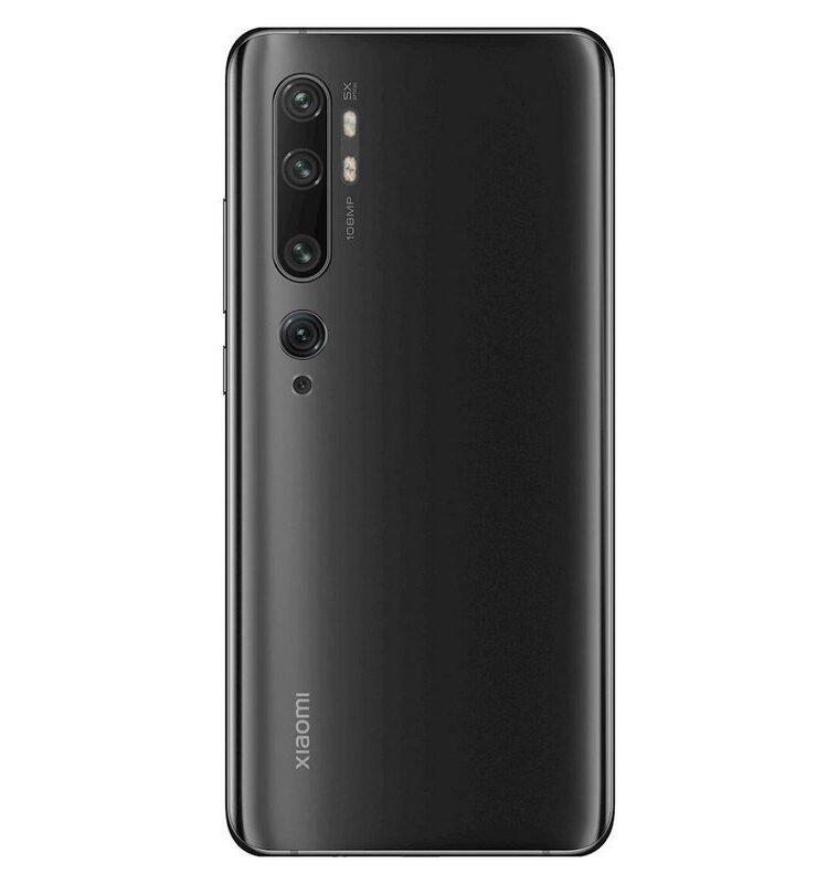 Xiaomi Mi Note 10 6/128GB Negro