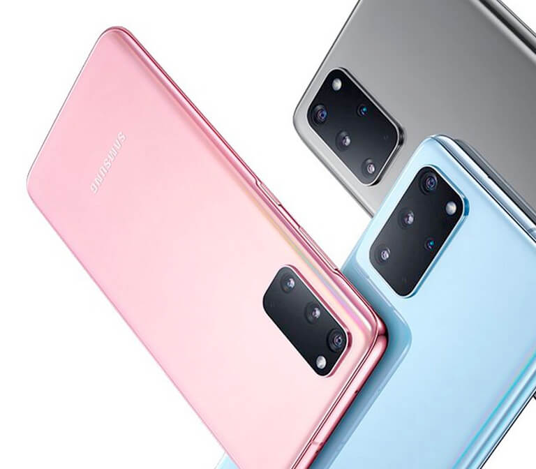Compra Móviles Samsung Colores Oferta