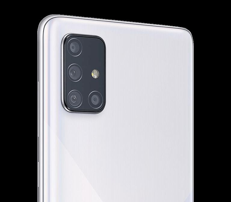 Compra Samsung A71 Blanco Barato