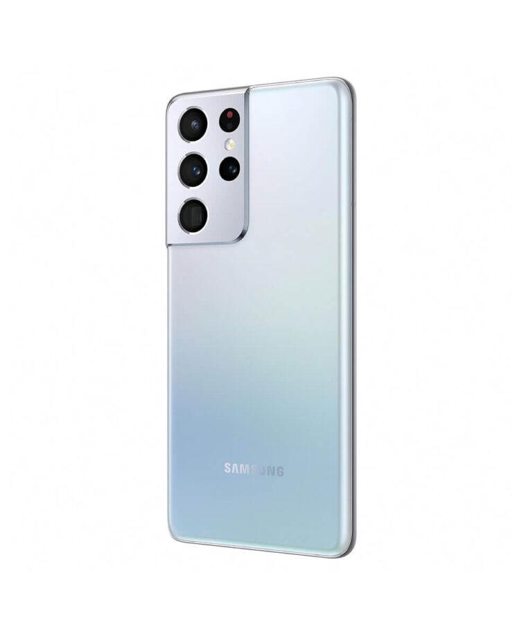 Samsung Galaxy S21 Ultra 5G 12/128GB Plata