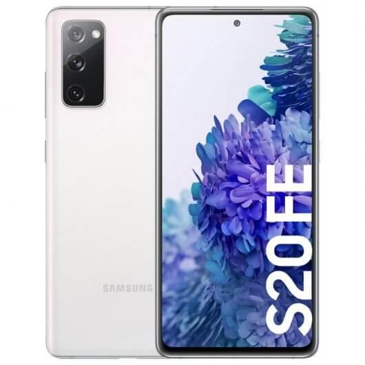 Samsung Galaxy S20 FE 6/128GB Blanco