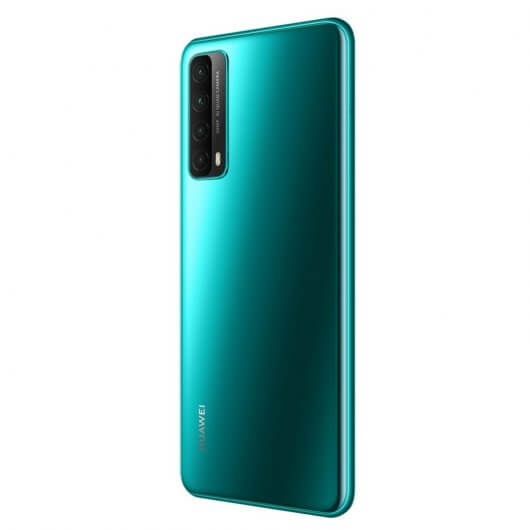 Huawei P Smart 2021 4/128GB Verde